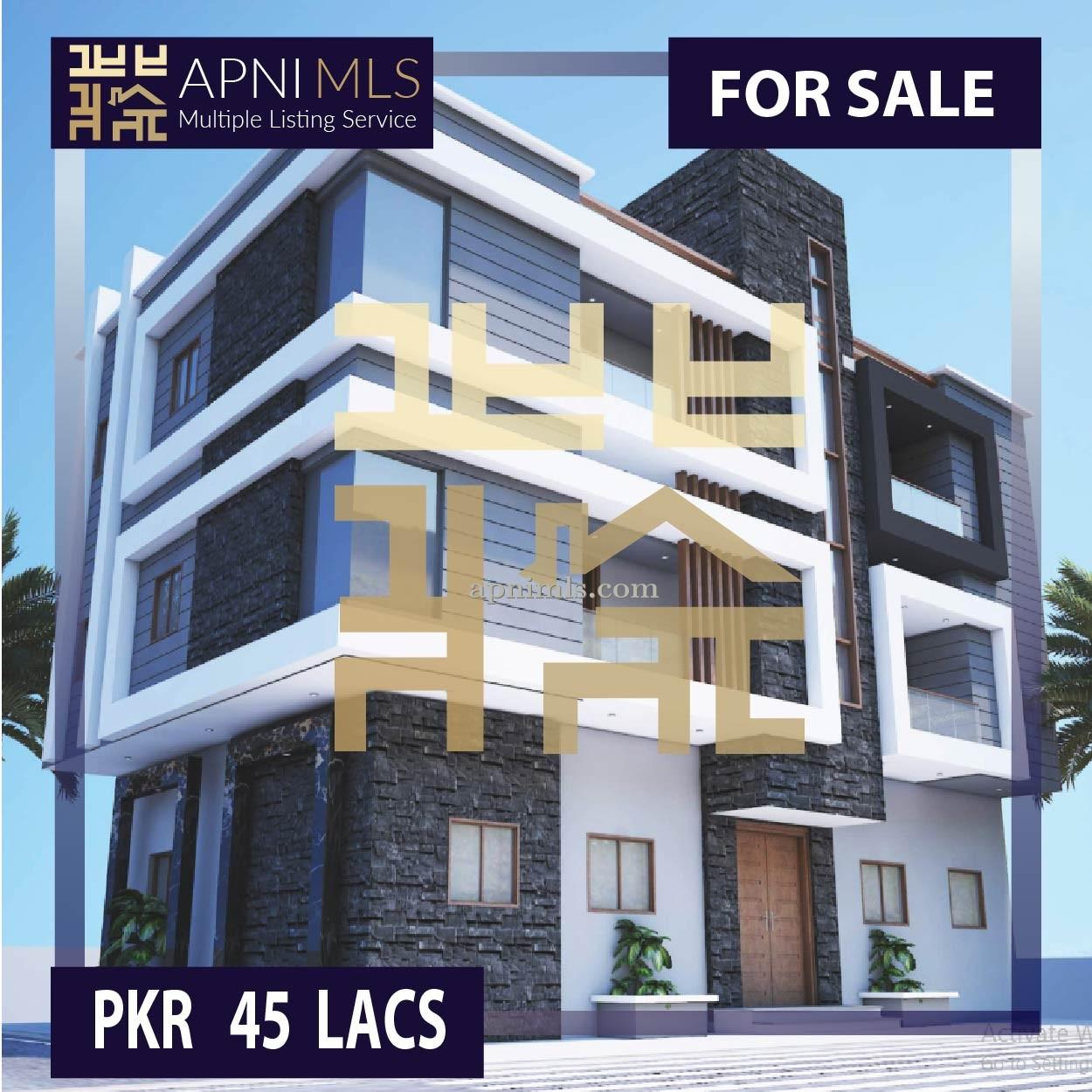 New Project Marhaba Corner 900 & 770 Sq,Ft  Shah Faisal Colony No,1 AlFalah Society,  Karachi