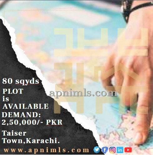 taiser Town,  Karachi