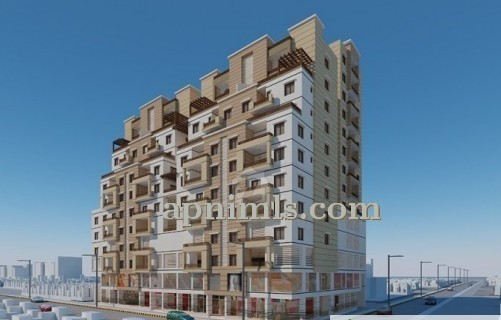 China Gold Park Mall & Residency DHA Phase 1, Kara,  Karachi